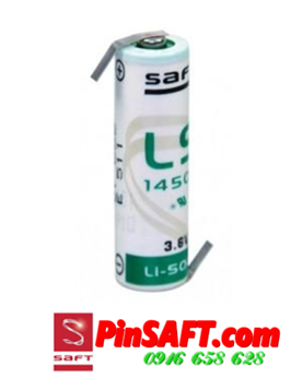 LS14500, Pin Saft LS14500 lithium 3v size AA 2600mAh Made in France