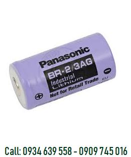 Pin nuôi nguồn Panasonic BR-2/3AG lithium 3V 2/3A 1450mAh chính hãng Made in Japan