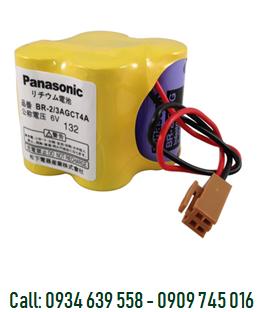 Pin Panasonic BR-2/3AGCT4A lithium 6V 2/3A 2400mAh chính hãng Made in Japan