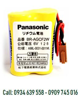 Pin nuôi nguồn Pansonic BR-AGCF2W lithium 6V 2200mAh chính hãng Made in Japan