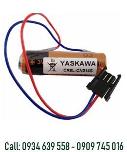 Pin Yaskawa CR6L-CN14S lithium 3V chính hãng nuôi nguồn Yaskawa PLC-CNC