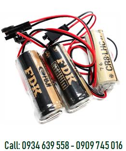 FUJI CR8.LHC; Pin nuôi nguồn FUJI CR8.LHC lithium 3v 2600mAh chính hãng Made in Japan