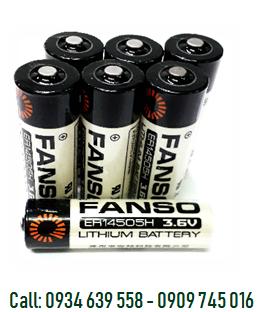Pin nuôi nguồn FANSO ER14505H lithium 3.6v AA 2700mAh chính hãng