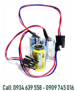 Pin nuôi nguồn Mitsusbishi ER17330V/A6BAT lithium 3.6V 2/3A 1800mAh chính hãng Made in Japan