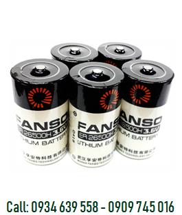 Pin nuôi nguồn FANSO ER26500H lithium 3.6v C 9000mAh chính hãng