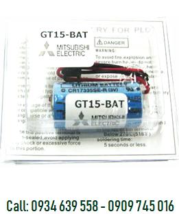 Pin nuôi nguồn Mitsubishi GT15-BAT lithium 3V 2/3A 1800mAh chính hãng Made in Japan