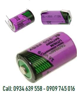 Pin nuôi nguồn Tadiran SL-350/S lithium 3.6V 1/2AA-1200mAh chính hãng Made in ISrael
