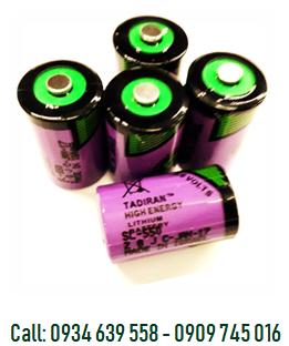 Pin nuôi nguồn Tadiran SL-550 lithium 3.6v size 1/2AA 800mAh chính hãng Made in israel
