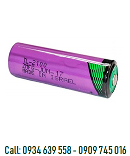 Pin nuôi nguồn Tadiran TL-2100 lithium 3.6V AA - 2100mAh chính hãng Made in Israel