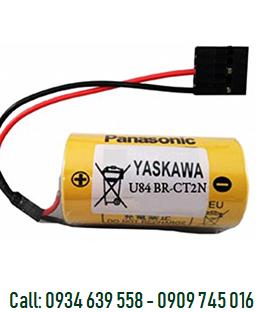 Pin YASKAWA U84 BR-CT2N lithium 3V chính hãng nuôi nguồn Yaskawa PLC-CNC